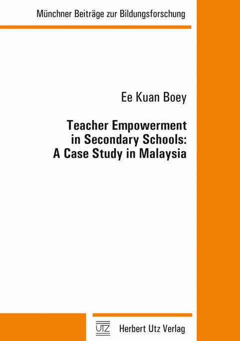 Teacher Empowerment in Secondary Schools: A Cas...
