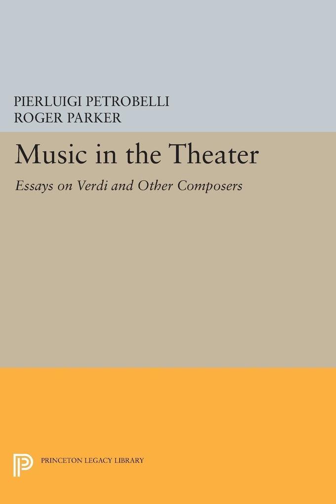 Music in the Theater als eBook Download von Pie...