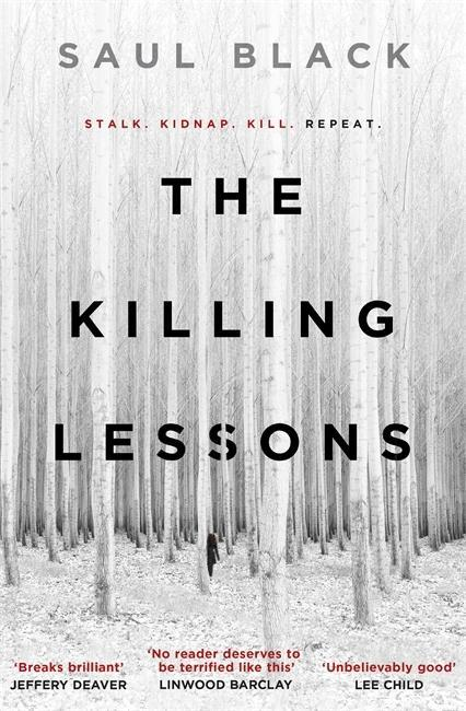 The Killing Lessons als Buch von Saul Black