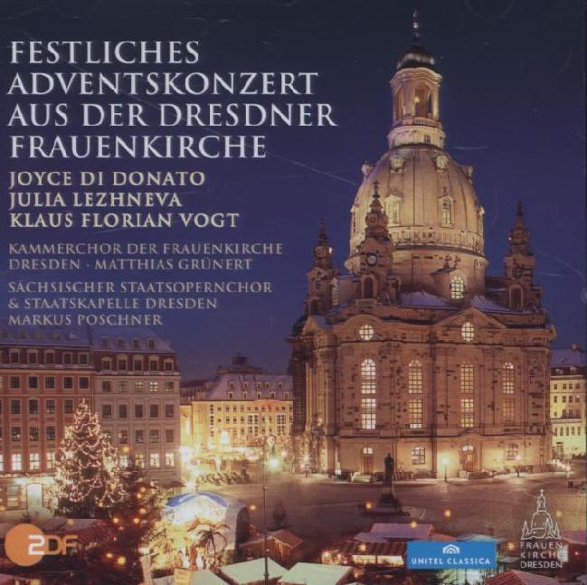 Festliches Adventskonzert 2013 aus der Dresdner...