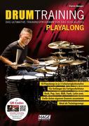 Drum Training Playalong + MP3-CD