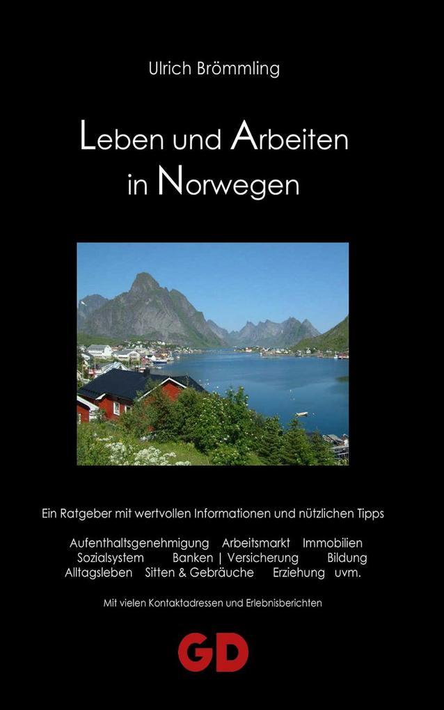 Leben und Arbeiten in Norwegen als eBook Downlo...
