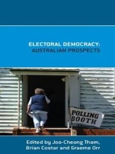 Electoral Democracy als eBook Download von Bria...