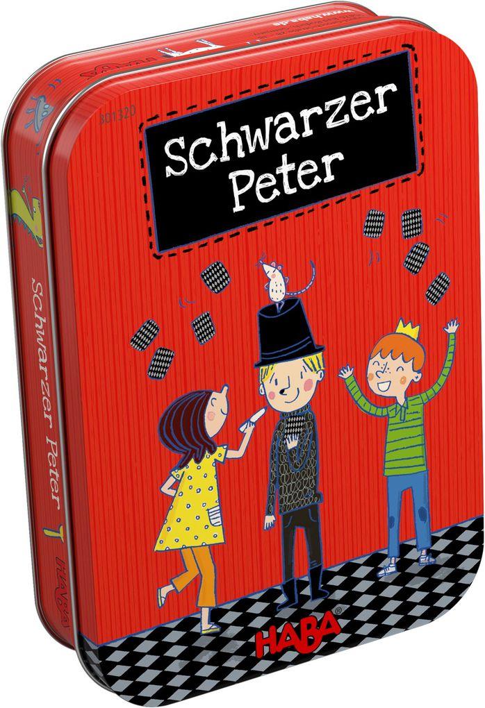 HABA - Schwarzer Peter