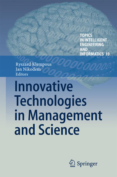 Innovative Technologies in Management and Scien...