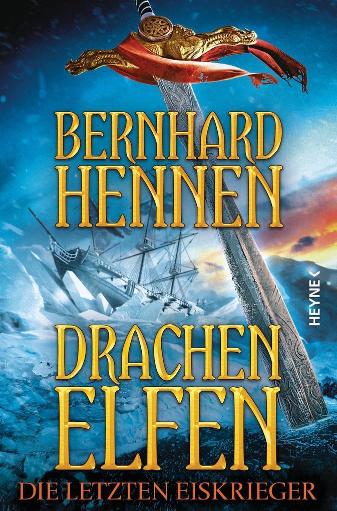 Drachenelfen 04 - Die letzten Eiskrieger als Buch