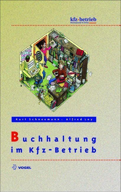 Buchhaltung im Kfz-Betrieb als eBook Download v...