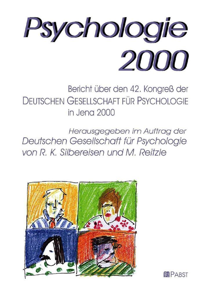 Psychologie 2000 als eBook Download von