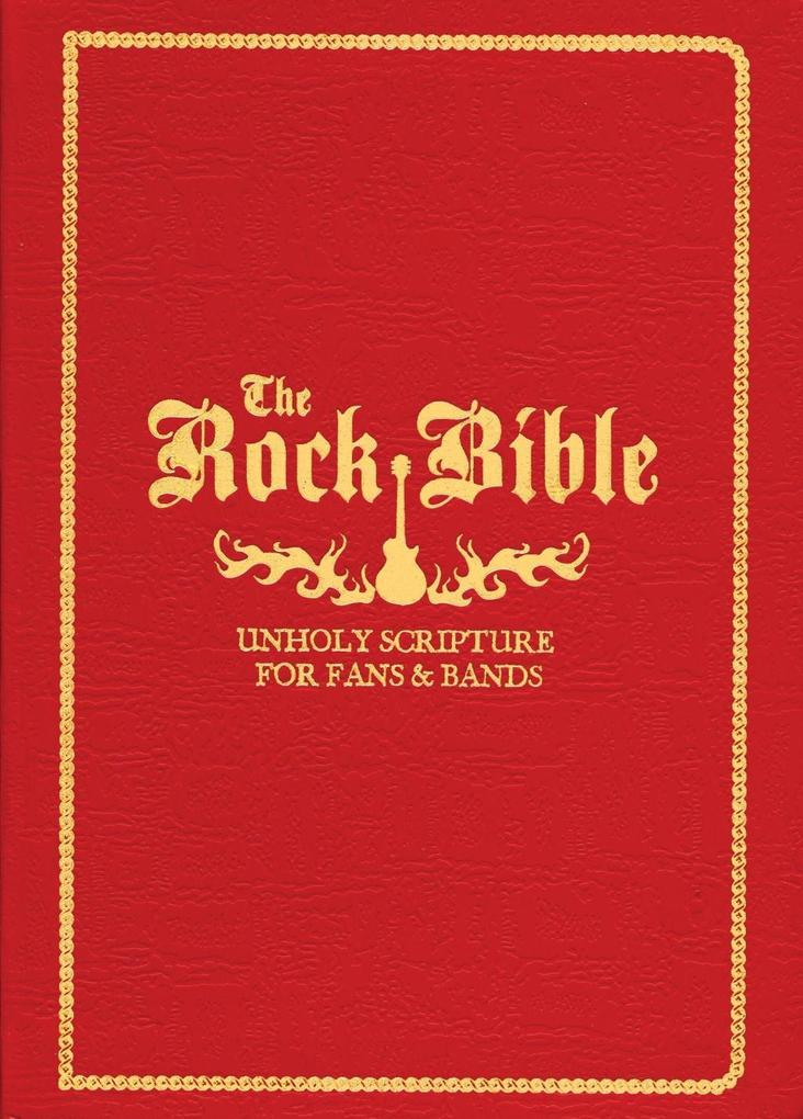 The Rock Bible als eBook Download von Henry Owings