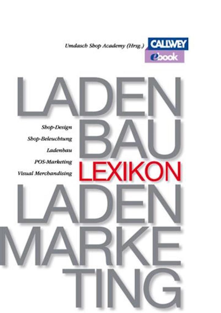 Lexikon für Ladenbau und Ladenmarketing als eBook Download von