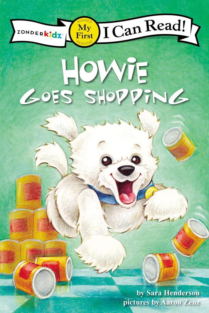Howie Goes Shopping als eBook Download von Sara...