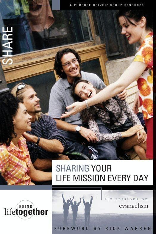 Sharing Your Life Mission Every Day als eBook D...