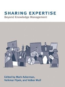 Sharing Expertise als eBook Download von