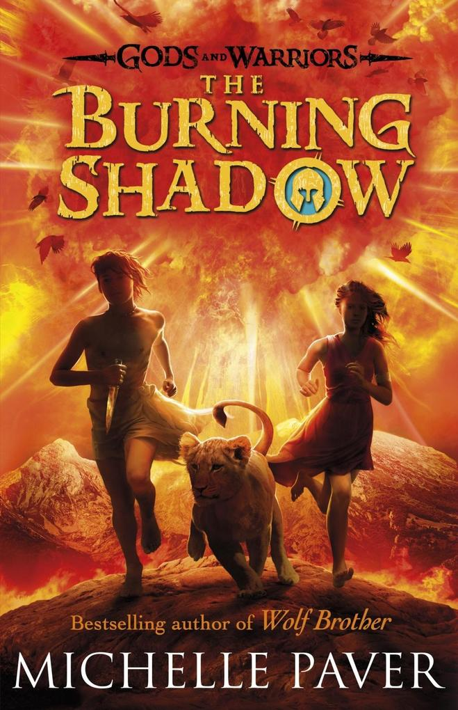 The Burning Shadow (Gods and Warriors Book 2) a...