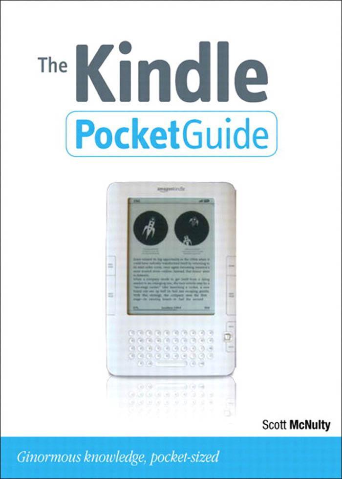 Kindle Pocket Guide als eBook Download von Scot...