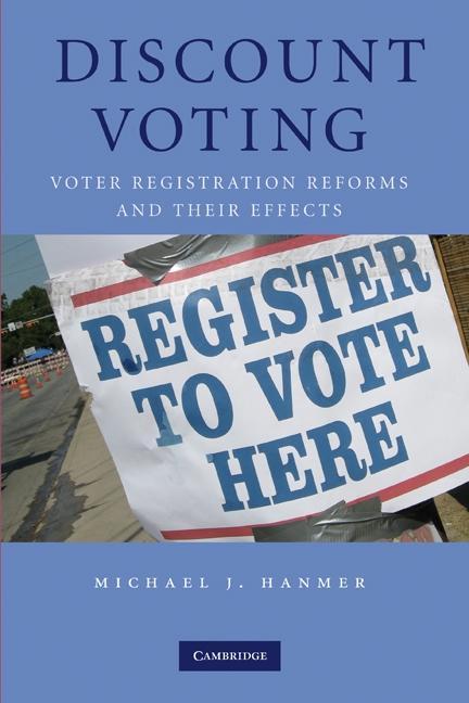 Discount Voting als eBook Download von Michael ...