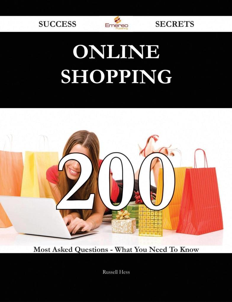 Online shopping 200 Success Secrets - 200 Most ...