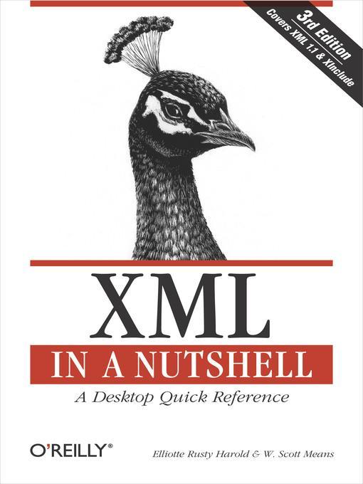 XML in a Nutshell als eBook Download von Elliot...