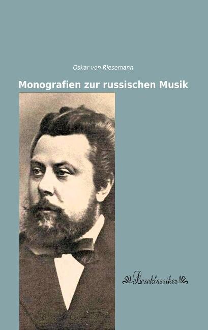 Monografien zur russischen Musik als Buch von O...