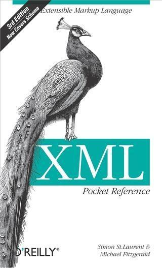 XML Pocket Reference als eBook Download von Sim...