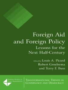 Foreign Aid and Foreign Policy als eBook Downlo...
