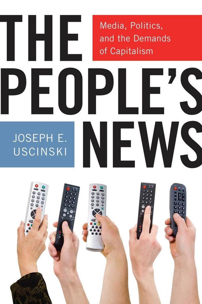The People´s News als eBook Download von Joseph...