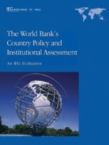 The World Bank´s Country Policy and Institution...
