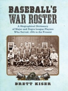 Baseball´s War Roster als eBook Download von Br...