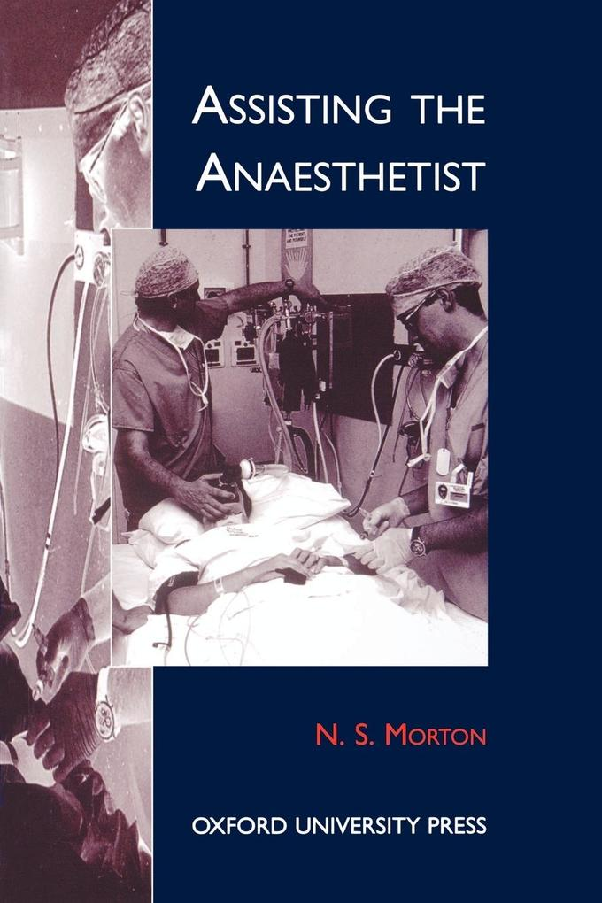 Assisting the Anaesthetist als Buch