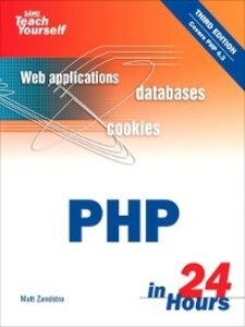 Sams Teach Yourself PHP in 24 Hours als eBook D...