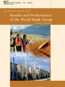 Results and Performance of the World Bank Group...