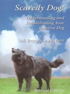 Scaredy Dog! als eBook Download von Ali Brown