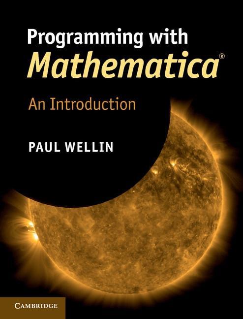 Programming with Mathematica als eBook Download...
