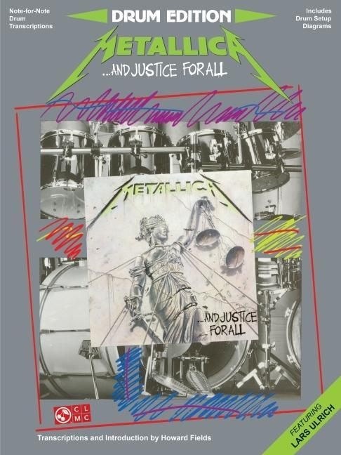 Metallica - ...and Justice for All als Taschenbuch