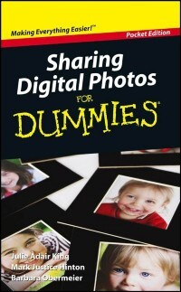 Sharing Digital Photos For Dummies, Pocket Edit...