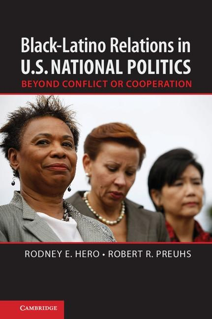 Black-Latino Relations in U.S. National Politic...