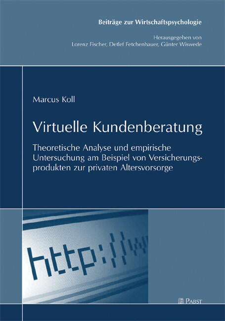 Virtuelle Kundenberatung als eBook Download von...