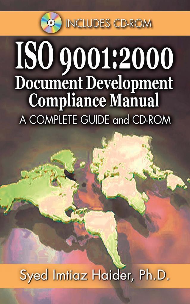 Iso 9001 als eBook Download von Syed Imtiaz Haider