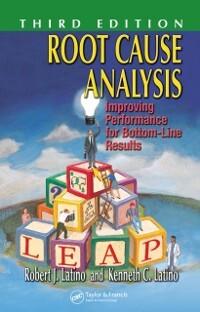 Root Cause Analysis als eBook Download von Robe...