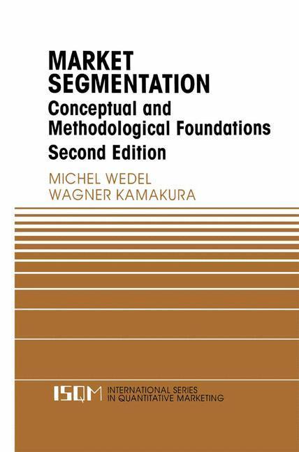 Market Segmentation als Buch