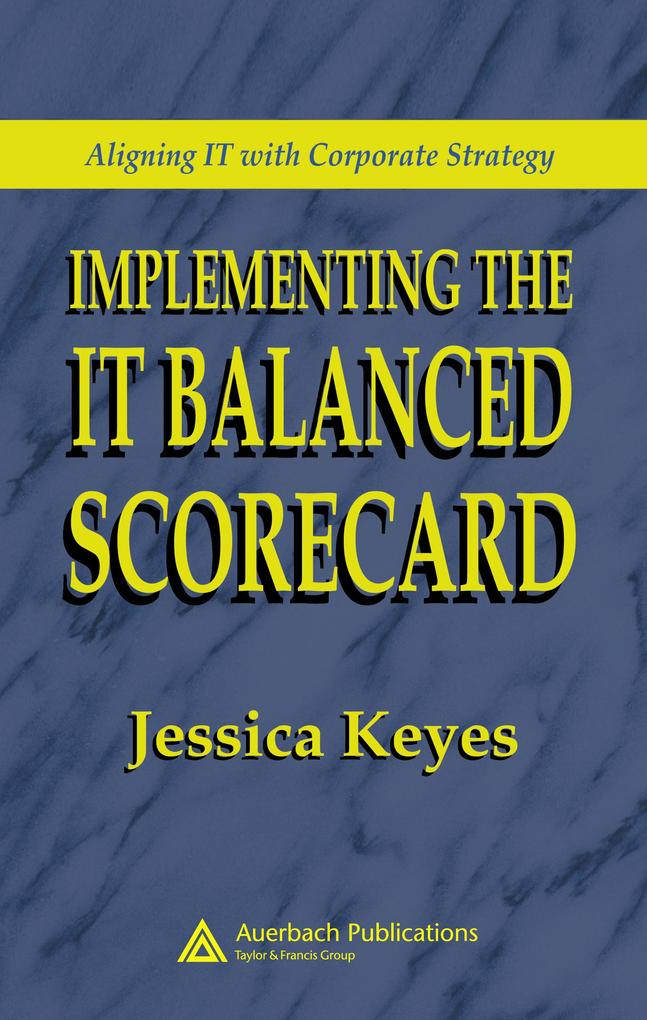 Implementing the IT Balanced Scorecard als eBoo...