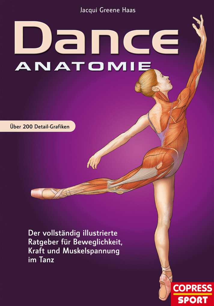 Dance Anatomie als eBook Download von Jacqui Gr...