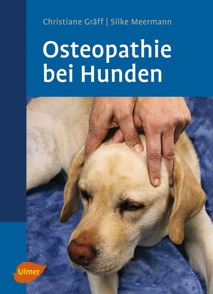 Osteopathie bei Hunden als eBook Download von C...