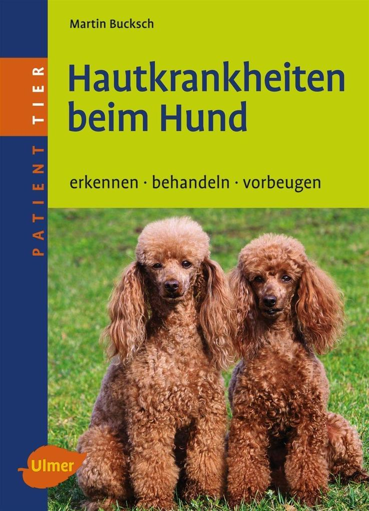 Hautkrankheiten beim Hund als eBook Download vo...