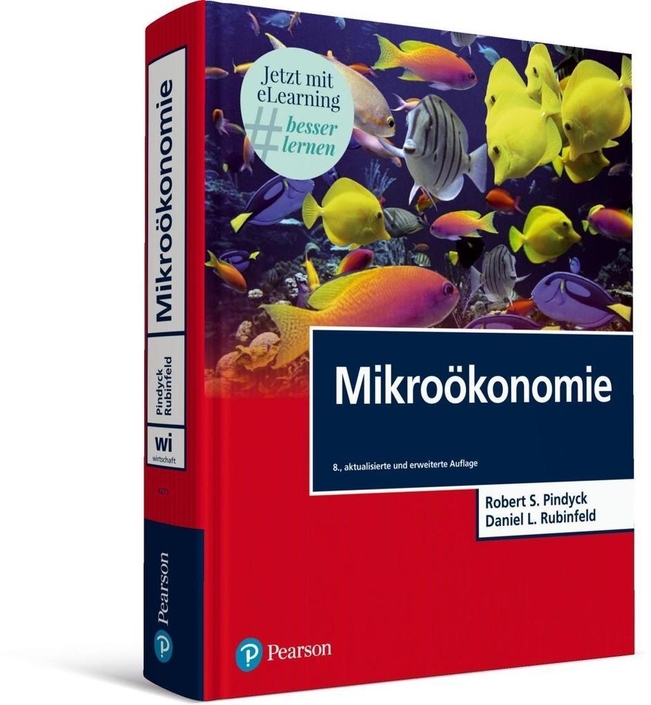 Mikroökonomie als Buch von