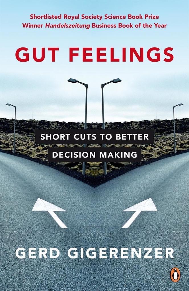Gut Feelings als eBook Download von Gerd Gigere...