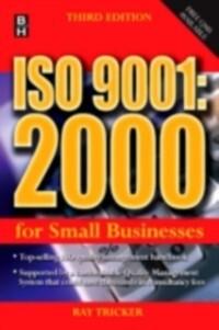 ISO 9001 als eBook Download von Ray Tricker