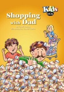 Shopping with Dad als eBook Download von Geoff ...