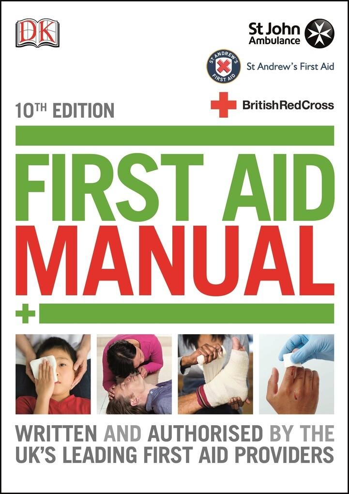 First Aid Manual als eBook Download von N.N