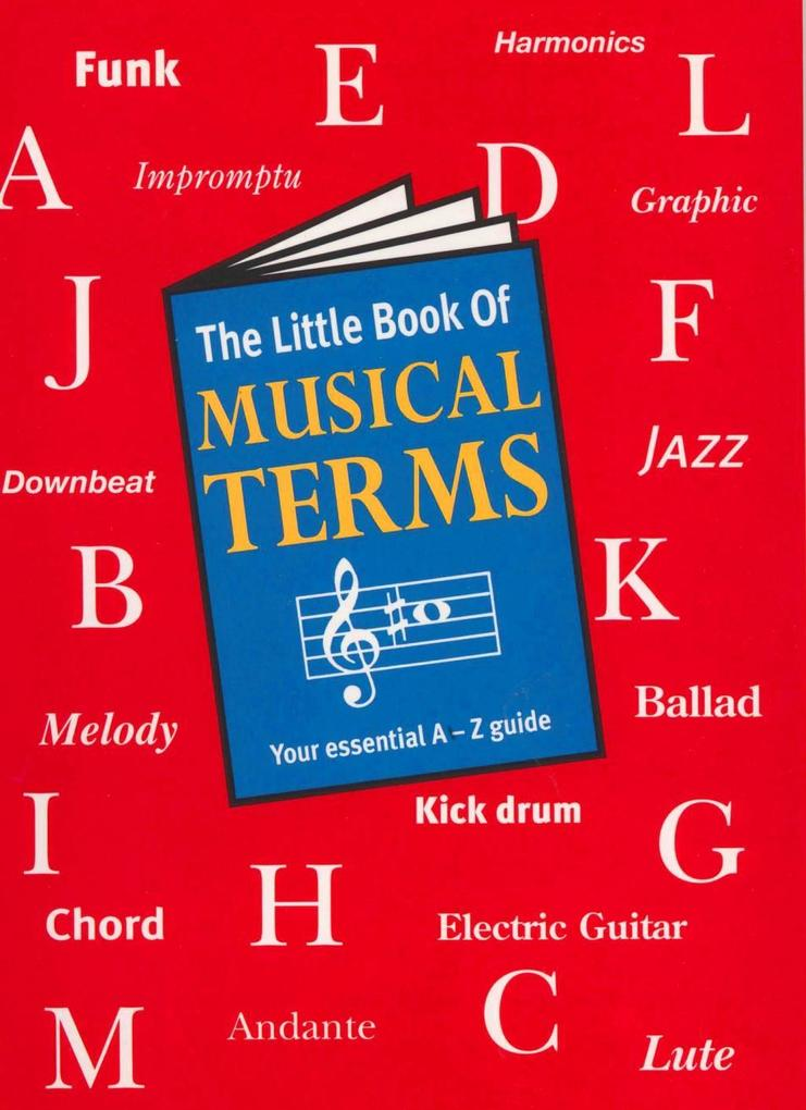 The Little Book of Musical Terms als eBook Down...